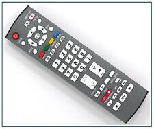 Ersatz TV Fernbedienung für Panasonic EUR7651050A | EUR7651070A | EUR7651090