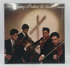 The Ramirez Brothers In Sacred Concert Rare LP Record SEALED NEW