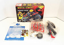 1994 Hasbro MORTAL KOMBAT KOMBAT CYCLE with KANO Figure ~ SEALED CONTENTS