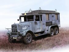 ICM 1/35 35467 WWII German Radio Communication Truck Henschel 33 D1 Kfz.72