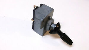 Plymouth Cuda Barracuda Dodge Challenger Rebuilt Headlight Switch 70 71 72 73 74