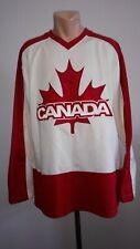 TEAM CANADA NHL Jersey CCM 2006 '06 WINTER OLYMPICS Hockey Men's Size XL HBC