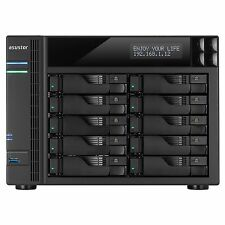 Asustor AS6210T 10 Bay Nas Tower Us 4gb Ddr3l Perp