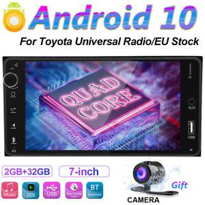 Android 10.0 Car GPS Stereo SAT NAV For Toyota Corolla Prado Camry HILUX Yaris