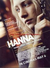 "Hanna ""Cate Blanchette"" Cinema 2011 Magazine Advert #1649"