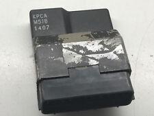 UN BOITIER CDI D ALLUMAGE BLACK BOX MOTO HONDA XL 125 VARADERO KPCA M51B 1407