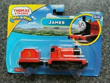 Thomas & Friends Take-n-play James the red engine
