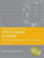 Site Planning and Design: ARE Sample Problems and Practice Exam -Ballast