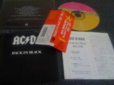 AC/DC / back in black /JAPAN LTD CD OBI