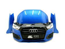 Audi Q3 8U Facelift Sport 2,0TFSI S-Line Frontpaket Motorhaube Xenon Koflügel