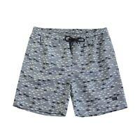 Mens Swim Trunks Quick Dry Holiday Shorts with Mesh Lining Swimwear Bathing