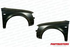 AUDI A4 B6 2001-2005 FRONT WINGS PAIR LEFT AND RIGHT DRIVER AND PASSENGERS