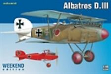 Eduard 1/48 Modèle Kit 8438 Albatros D. III Weekend Edition C