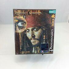 Pirates of the Caribbean Puzzle Disney 300 Pieces Jack Sparrow Johnny Depp Photo