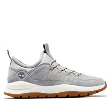 TIMBERLAND MENS BOROUGHS PROJECT SNEAKER - GREY SIZE 9.5 NEW