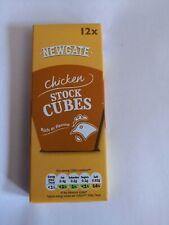 Newgate Chicken Stock Cubes 12 X 10g(120g). free shipping UK