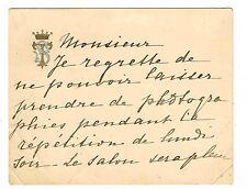 JEANNE-MARIE SAY VICOMTESSE DE TREDERN
