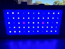 Reef Breeder 165W LED Aquarium Light for saltwater or reef tank - 55x 3W LEDs