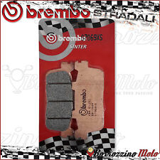 PLAQUETTES FREIN ARRIERE BREMBO FRITTE 07069XS SYM HD2 i 200 2010 2011