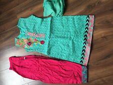 Girls shalwar Kameez lehnga suits long dress 8/9 size 30