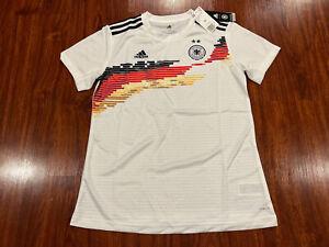2019 Adidas Women's Germany National Team Soccer Home Jersey Medium M