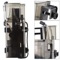 220V Removable Aquarium Protein Skimmer Pump Filter Salt Water Powerhead BT
