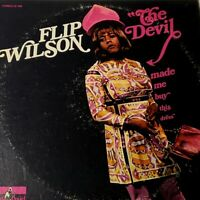 Flip Wilson – The Devil Made Me Buy This Dress: Little David Record 1970 Comedy
