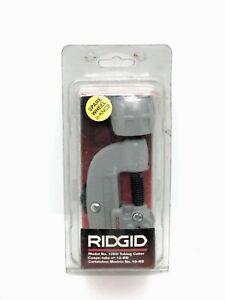 "New Ridgid 10HD USA Made Heavy Duty 1/8""-1"" Tubing & Conduit PIPE Cutter"