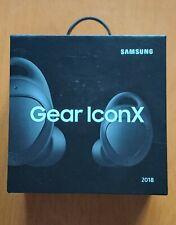 Samsung Gear IconX SM-R140 2018 Schwarz. Fitnesstracker.