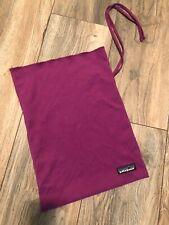 Patagonia Purple Gift Stash Bag  11 x 15 Nice Soft