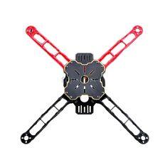 HMF Totem Q380 Quadcopter Frame Kits High Strength Surpass F330 for FPV