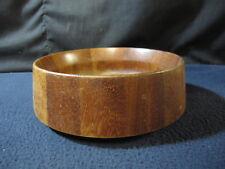 Dansk Teak Wooden Bowl circa 60's