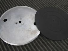 Pioneer PL-L1000 Platter+Mat, Nice Condition, Original, JAPAN