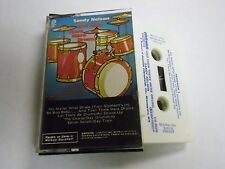 Sandy Nelson And Then There Were Drums (Cassette Tape 1978) Pickwick Records