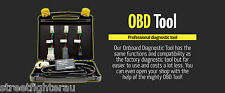 OBD TOOL By HealTech Electronics. Professional Diagnostic Tool (HONDA- See list)