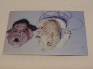 The X-Files Trading Cards Alien Ooze Appliance – Season 3 #55 TOPPS 1996 – Used