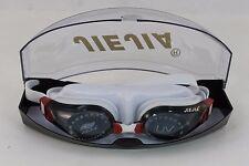 White JIEJIA Adjustable Anti fog UV Waterproof Swimming Goggles Glasses