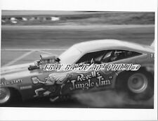 JUNGLE JIM LIBERMAN NITRO FUNNY CAR NHRA DRAG RACING PHOTO #1