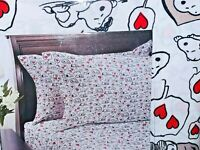 Fleece Blanket Printer In Us Details about  /Great Pumpkin Snoopy BTT Quilt
