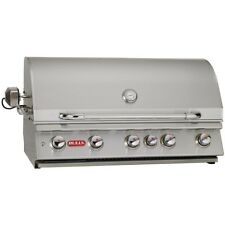 Bull Brahma 38 Inch Natural Gas Grill with Lights and Rotisserie