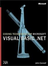 Coding Techniques for Microsoft Visual Basic .NET-J. Connell
