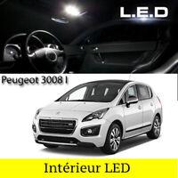 LED Innenraumbeleuchtung Beleuchtung Set / 10 led Glühbirnen für Peugeot 3008