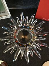 Swarovski solaris candle holder
