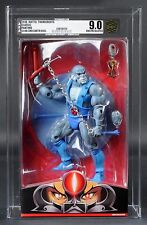 2016 Mattel Thundercats Classics Panthro AFA U9.0 90 Club Third Earth