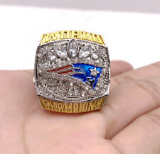2016 New England Patriots Championship Ring Fan Gift !!