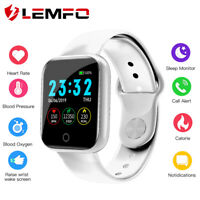 LEMFO I5 smart watch Étanche test Fréquence cardiaque Le sommeil for Android ios