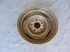 FM Code 14 x 7 GM Camaro Chevelle Nova Super Sport steel wheel Kelsey Hayes rim