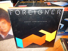 Sealed-Foreigner-Agent Provocateur- LP