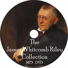 James Riley Audiobook Collection in English Unabridged on 1 MP3 DVD Free Ship