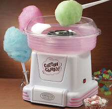 Nostalgia Electrics Hard & Sugar-Free Candy Cotton Candy Maker, PCM805 New